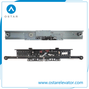 Mitsubishi/Selcom Type Automatic Elevator Landing Mechanism Landing Door (OS31-01, OS31-02) pictures & photos