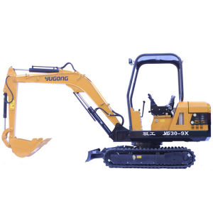 2.2ton Multifunction Crawler Mini Compact Rubber Tracked Excavators