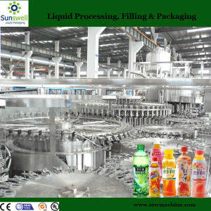 Monoblock Pet Bottle Pulp Juice Packaging Machine pictures & photos