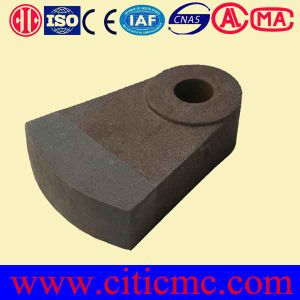 High Chromium Cast Iron Alloy Steel Composite Hammer Head pictures & photos