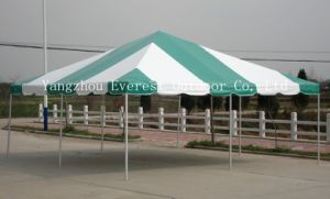 Color Strip West Coast Frame Tent with Best Quality pictures & photos