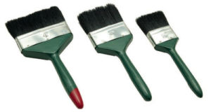 Bristles Wooden Handle 633# Paint Brush pictures & photos