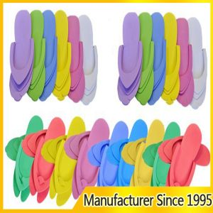 Disposable Slippers/Disposable Pedicure Slippers for Wholesale