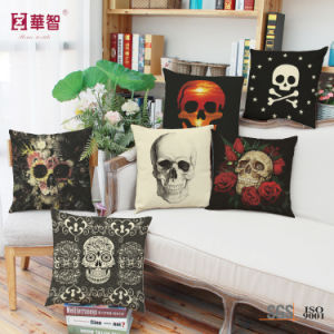 Customized Printing Decorative Hollween Cushions pictures & photos