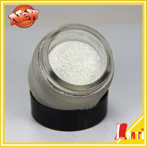Eco-Friendly Supplier Rubber Crystal Silver Mica Powder pictures & photos
