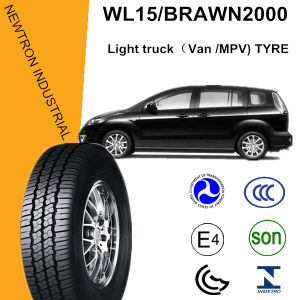 195r14c Highway Wearproof Light Truck (Van) Tyre Car Tire pictures & photos