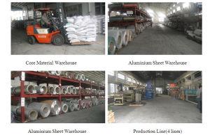 Guangzhou Flourocarbon Coated Aluminium Composite Panel pictures & photos