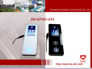 Touch Display for Elevator (SN-EPAD-043) pictures & photos