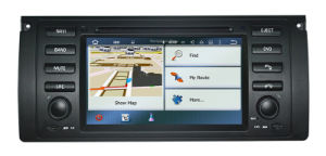 Car Radio Player GPS Navigation for BMW 5series/X5/M5 pictures & photos