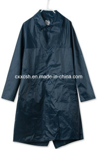 Army Long Raincoat pictures & photos