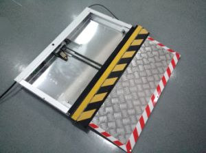 BRT Electric Wheelchair Ramp From China pictures & photos