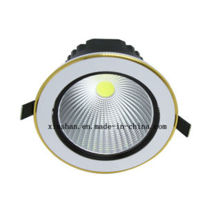 15W Round LED Ceiling Light (SX-T17MH39-15XW220VD140)