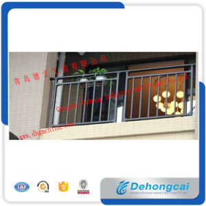 Decoration Wrought Iron Balcony Railings Designs pictures & photos