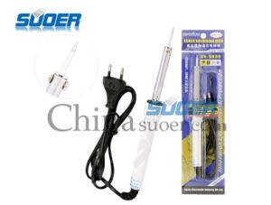 Suoer Factory Price Temperature Controlled Electric 30W Soldering Iron (SE-9830) pictures & photos