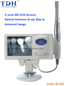 5 Inch HD LCD Screen CCD Dental Intraoral Camera (M-168) pictures & photos