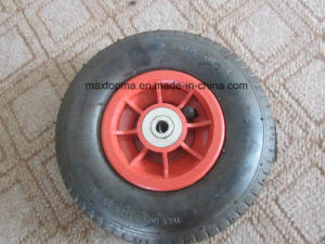 8X250-4 Pneumatic Rubber Wheel pictures & photos