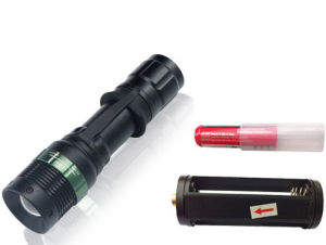 CREE XPE 4W 18650/AAA Battery LED portable Torch pictures & photos