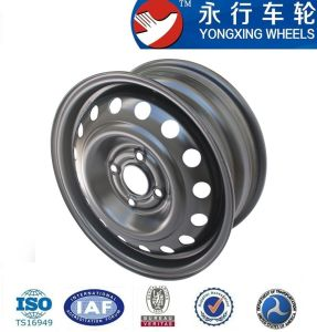 "15""X6"" Steel Wheel Rim for Renault, Subaru, Skoda, Nissan, KIA, Mazd (YX560013)"