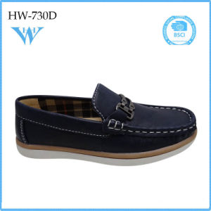 High Quality Cheap Fashion Comfortable Thermal Flat Shoes pictures & photos