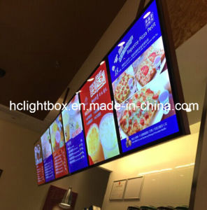LED Menu Board Display Light Box pictures & photos