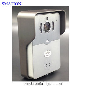 Door WiFi Wireless Security Dingdong Chime Video Camera Door Bell pictures & photos
