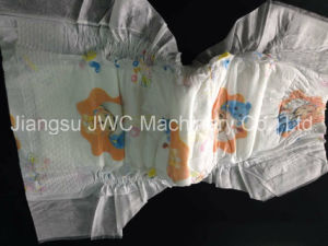 Super Absorption Baby Diaper with 270 Elastic Waistband pictures & photos
