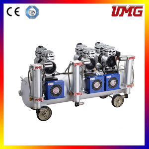 Oilless Silent/Oil-Free Dental Mute Air Compressor pictures & photos