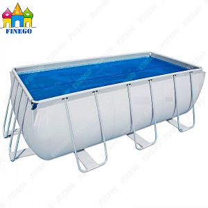 Inflatable Water Park Swimming Steel Frame Aboveground Pool for Sale pictures & photos