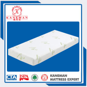 Vacuum Compressed Packed Bamboo Fabric Gel Memory Foam Mattress pictures & photos