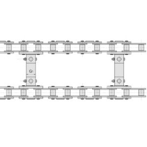 Conveyor Chains for Crawler Asphalt Paver pictures & photos