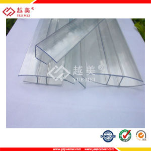 Polycarbonate Joint PC Sheets Good Connector (YM-PCAC-UHC) pictures & photos