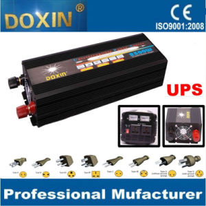 2500watts UPS Power Inverter with Charger pictures & photos