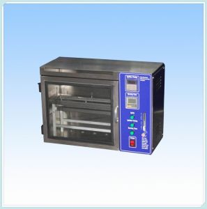 Horizontal Flammability Tester/ Auto Interior Fabric Flammability Tester pictures & photos