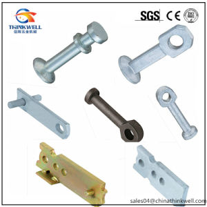 Forged Carbon Steel Erection Anchor Lifting Anchor pictures & photos