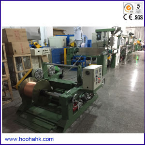 High Speed Wire Insulation Production Line pictures & photos