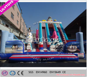 Newest PVC Inflatable Penguin Amusemen Park for Children (Lilytoys-New-044)