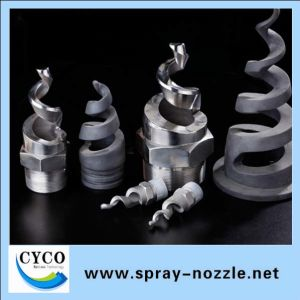 High Quality Solid Cone Spiral Dust Removal Nozzles