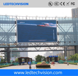 P10mm Outdoor LED Display TV Wall Waterproof