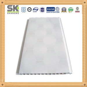 Flat PVC Hollow Sheet for Interior Decoration