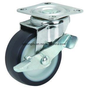 Hot Sale 6 Inche Swivel Performa Caster with Brake pictures & photos