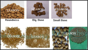 Animal Feed Pellet Production Line Floating Fish Feed Granular Mill Price pictures & photos