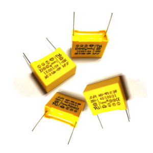 474k X2 Film Capacitor Pitch 15mm pictures & photos