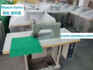 Non-Woven Shopping Bag Sewing Machine pictures & photos