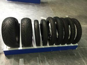 Motorcycle Tubeless Tire 120/80-17, 120/70-17 pictures & photos