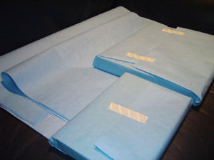 Colored Wrapping Crepe Paper pictures & photos