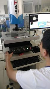 Vertical CNC Video Measuring System Made in China Applied to Automobile Industry pictures & photos