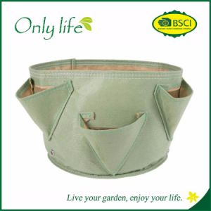 Onlylife High Quality Homegrown Grow Bag Garden Plant Bag pictures & photos