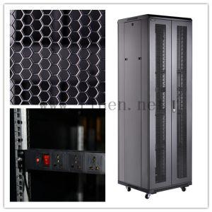 "19"" DDF Network Rack 22u 27u 32u 42u Server Cabinet pictures & photos"