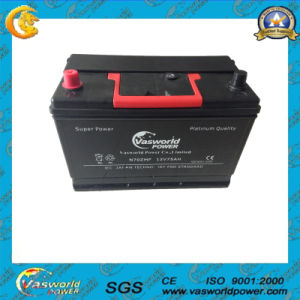 1 Years Warranty JIS75 Lead Acid Mf Car Battery pictures & photos