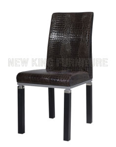 Modern fashion Classic Luxury Leather Dining Chair (NK-DC013) pictures & photos
